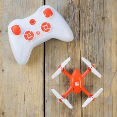 The SKEYE Mini Drone by TRNDlabs is 4 Times the Excitement!