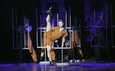 Broadway Backwards, Cell Block Tango (featuring Ryan Steele)