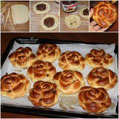 Apple Pie, Nutella, Pancakes, Muffin, Breakfast, Desserts, Food, Brioche, Morning Coffee