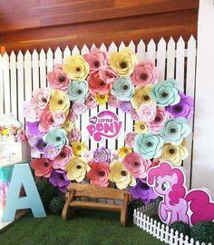 Ideas para una fiesta temática de My Little Pony