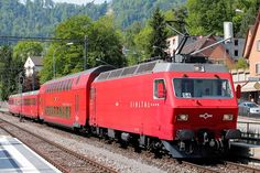 Trains and locomotive database and news portal about modern electric locomotives, made in Europe.