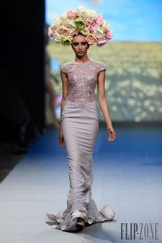 Rami Kadi S/S 2014 - Couture - http://www.flip-zone.net/fashion/couture-1/independant-designers/rami-kadi-4708
