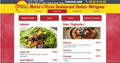 Le site de Mario's Pizza