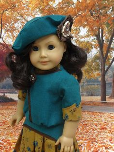 Riverside Park  Edwardian dress and bloomers by cupcakecutiepie, $100.00