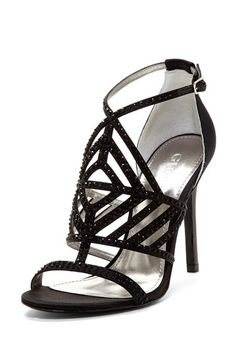 Hilonas Rhinestone Stiletto-- these are some great looking shoes!!