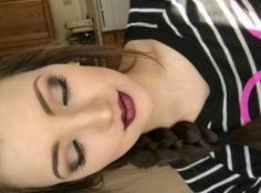 Purple Smokey Eye! By: Emily Warchol Addiction Palette #3 Liquid eyeliner