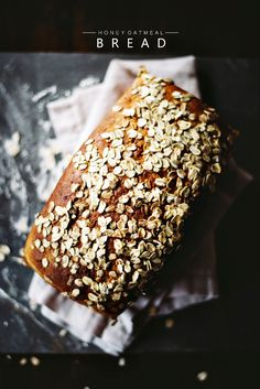 Honey Oatmeal Bread. - CaseyLeigh/The Wiegands