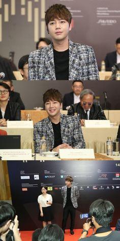 """""""A hatalom a Hallyu"""" Jang, 1. Makaó Nemzetközi Film kinevezett nagykövet: Naver TV Szórakozás"""