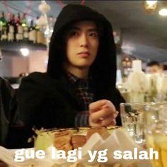 K Meme, Funny Kpop Memes, Nct 127, Cartoon Jokes, Valentines For Boys, Jung Jaehyun, Jaehyun Nct, Na Jaemin, My True Love