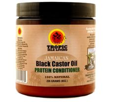 black jamaican castor oil conditioner, jamican black castor oil hair conditioner Tropic Isle Living Jamaican Black Castor Oil Protein Conditioner 8 Oz Tropic Isle Living Jamaican Black Castor Oil Protein Conditioner is a a deep conditioner for dama Natural Hair Tips, Natural Hair Styles, Going Natural, Au Natural, Jamaican Black Castor Oil, Castor Oil For Hair, Hair Protein, Hair, Natural Hair