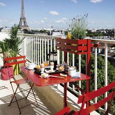 Bistro Klapptisch fermob bistro balcony table balconies