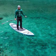 『SipaBoards』は折りたたみが可能な水辺に浮かべられるカヌー