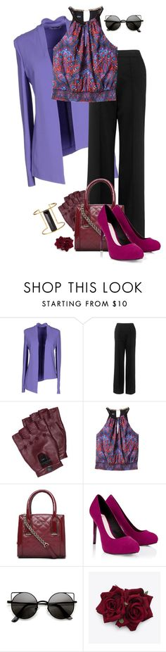 elegant by lunalobina on Polyvore featuring moda, Bebe, Alysi, Whistles, Lipsy, Rachel Zoe and Marc by Marc Jacobs