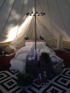 Op dit trouwfeest in het park van Beervelde, zorgden wij voor een romantisch…