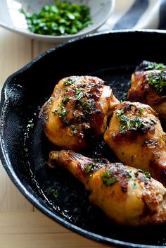 Buttermilk Roast Chicken. Amazingly simple & delicious.