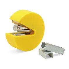 ThinkGeek :: Pac-Man Stapler