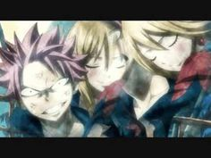 ▶ Natsu And Lucy - I Love You - YouTube