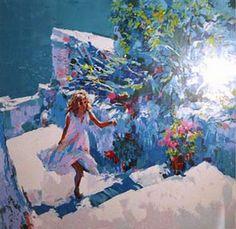 Impressioni Artistiche : ~ Nicola Simbari ~ Italian artist, 1927-2012