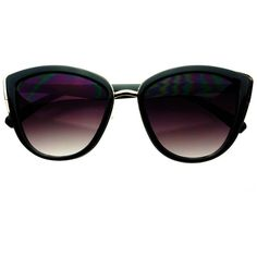 Womens Retro Vintage Oversized Cat Eye Sunglasses Black C581 ($9.95) ❤ liked on Polyvore featuring accessories, eyewear, sunglasses, glasses, óculos, cat eye glasses, retro sunglasses, oversized cat eye glasses, retro style sunglasses and oversized cat eye sunglasses