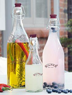 Kilner bottles