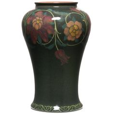 Rookwood vase by Sara Sax, 1923.