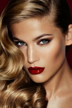#Clever Eye #Makeup Tips to Go with Red Lipstick ...
