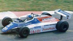 Fittipaldi F9 1982
