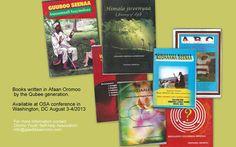 New Afaan Oromo books