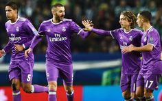 Benzema da el pase al Real Madrid a Octavos de Final de la Champions