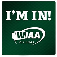 The WIAA is in! #Seahawks