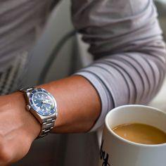 Tudor Black Bay, Shades Of Blue, Omega, Rolex, Rings For Men, Instagram, Men Rings