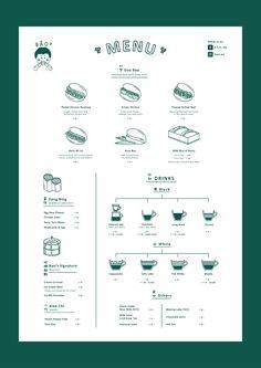 Menu Restaurant, Restaurant Design, Cafe Menu Design, Food Menu Design, Restaurant Identity, Menu Board Design, Chinese Restaurant, Branding And Packaging, Cafe Branding