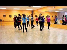 Tell Him That - Line Dance (Dance & Teach in English & 中文) - YouTube