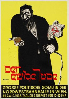 The eternal Jew, 1938.