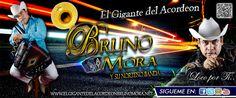 El Gigante del Acordeon BRUNO MORA ||Sitio Oficial