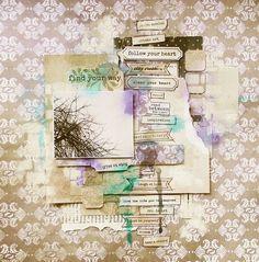layout by czekoczyna, via Flickr