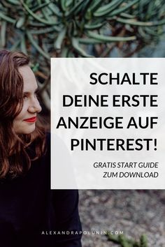 Pinterest-Werbeanzeigen (aka Promoted Pins) sind eine großartige Möglichkeit, deine Sichtbarkeit auf Pinterest (kurzfristig und kostengünstig!) zu erhöhen und so für noch mehr Traffic, Conversions und Kunden zu sorgen.  #promotedpin #pinterestwerbung #pinteresttipps #alexandrapolunin Marketing Logo, Plan Marketing, Affiliate Marketing, Email Marketing Lists, Content Marketing, Social Media Marketing, Social Media Trends, Seo Online, Marketing Techniques