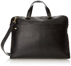 Women's Top-Handle Handbags - Lodis Stephanie Under Lock and Key Jamie Brief Satchel Top Handle Bag Black One Size * Click image for more details.
