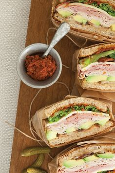 Take lunchtime to a new level of deliciousness with a classic club sandwich – with a few surprise twists.