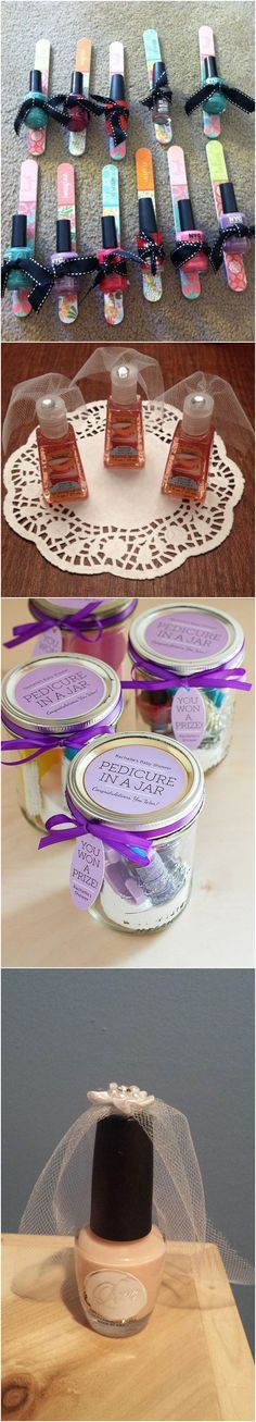 Wedding Ideas » 20+ Bridal Shower Favor Gifts Your Guests Will Like »  ❤️ See more:  http://www.weddinginclude.com/2017/03/bridal-shower-favor-gifts-your-guests-will-like/