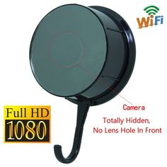 Wireless Wifi 1080P Clothes Hook Hidden Spy Camera Motion Detect No lens Hole   Consumer Electronics, Gadgets & Other Electronics, Surveillance Gadgets   eBay!