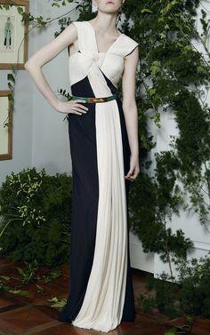 #Vionnet Super Light Crepe Gown