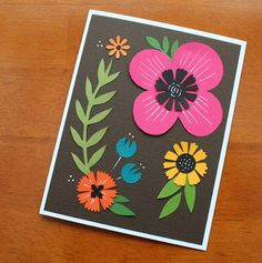 flowers are a common mexican motif