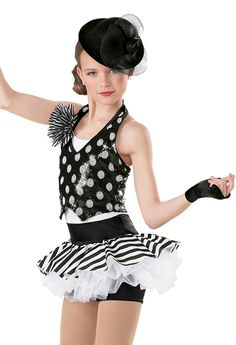 This is my tap group costume this year... looks really nice!