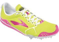 Brooks PR LD 4:48: women's performance racing spike