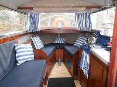 Dawncraft 22' canal boat | eBay