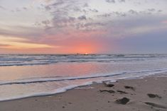 Ondergaande zon | Zeeland op foto