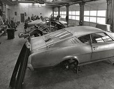 Holman Moody 1968