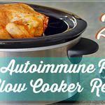 20 Autoimmune Paleo Slow Cooker Recipes