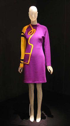 Christian Francis Roth - Crayon Dress - 1990
